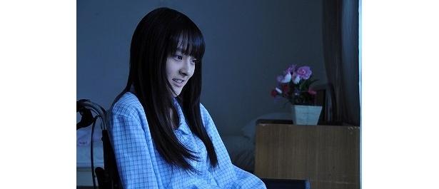 ホラー作に初挑戦した若手女優の谷内里早(17)