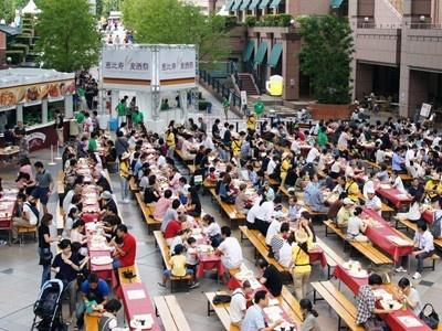 今年で3回目の開催となる恵比寿麦酒祭。恵比寿ビヤホールを会場に、美味しいビールと料理を楽しめる