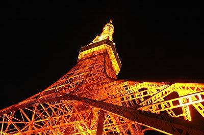 こんな幻想的なタワーを歩くチャンス!