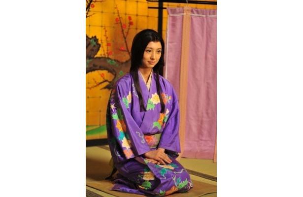 『ギャルバサラ 戦国時代は圏外です』への出演が決まったAKB48の篠田麻里子