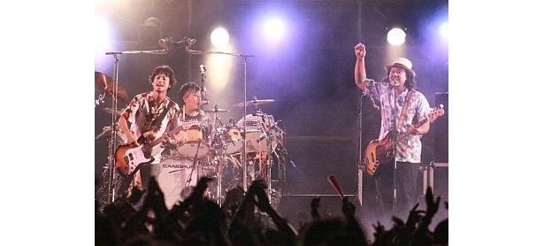 「WWW!!11'」初日、スカパラ&TERU&氣志團らが沖縄に集結!
