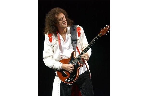 クイーンのギタリスト、ブライアン・メイがレディー・ガガをリードシンガーにしたいと考えているそうだ