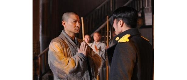 日本語吹替版の公開が決まった『新少林寺 SHAOLIN』