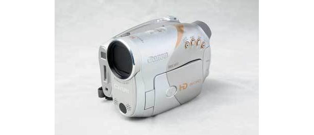 Canon HDビデオカメラiVIS HR10はすみずみまでくっきり撮れる(ヨドバシアウトレット京急川崎)