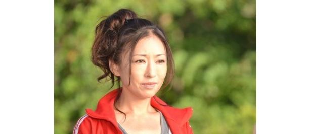 『ホタルノヒカリ』でイタリア版干物女を演じる松雪泰子
