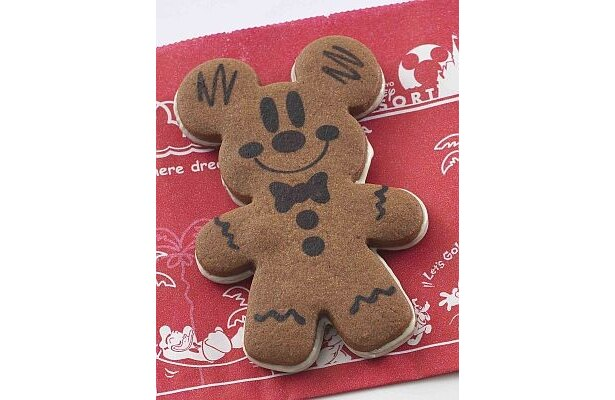 画像1 12 ミッキー ミニー型クッキーも 東京ディズニーリゾートで新作スイーツが続々登場 ウォーカープラス