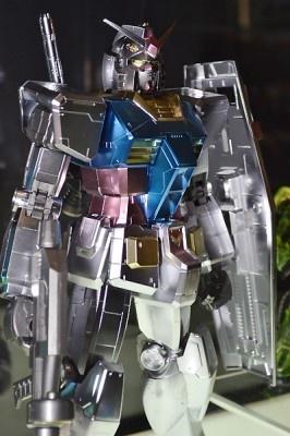 重厚感漂う限定モデル「1/48 メガサイズモデル RX-78-2 ガンダム エクストラフィニッシュVer.」