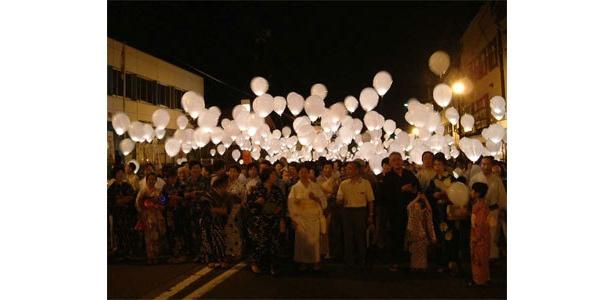 平野治朗《GINGA》2003年 越後妻有アートトリエンナーレ2003 <新潟>