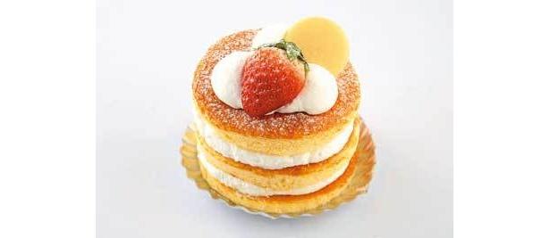 イチゴのショートケーキ(200円、ドンレミー アウトレット北千住店)