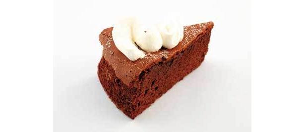 ベイクドダイプのチョコケーキ(150円、ドンレミー アウトレット北千住店)