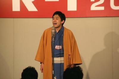 エロ詩吟とオタクキャラ、実力派コンビ天津は2人そろって3回戦に出場!