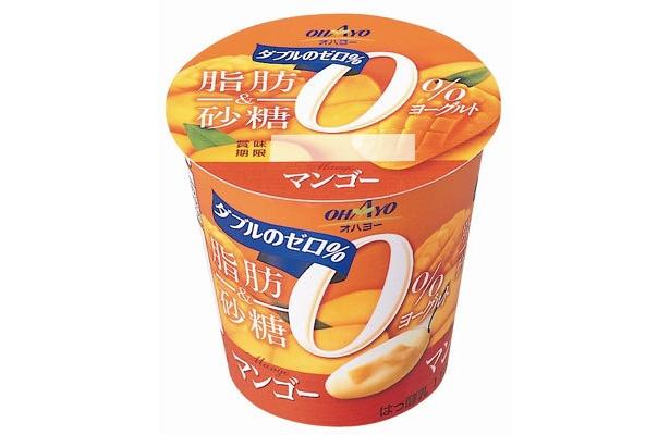 濃厚なマンゴーの味わいが楽しめる
