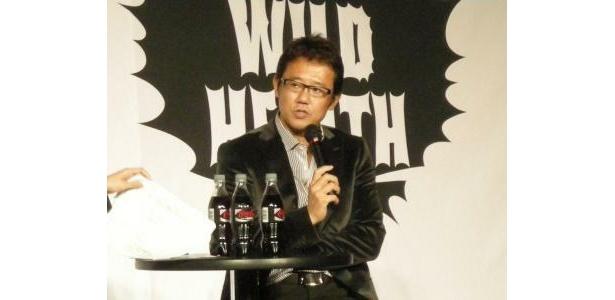 1/30のイベントには元プロ野球選手の古田敦也さんも登場
