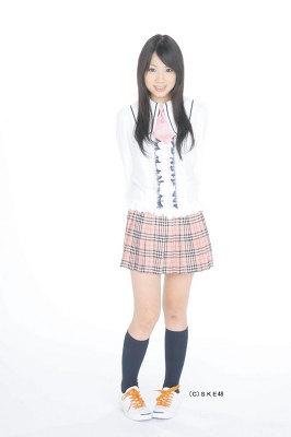 今回「素」を披露する高田志織(17歳)