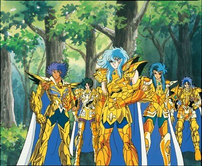 黄金聖闘士の画像 p1_9