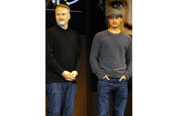 ブラッド・ピットとデビッド・フィンチャー3度目のコラボ