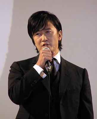 本作の原案、そしてプロデューサーでもある紀里谷和明監督 本作の原案、そしてプロデューサーでもある