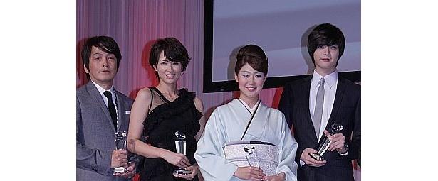 吉瀬美智子さんは「無理をせず自然体でいることを大切にしています」