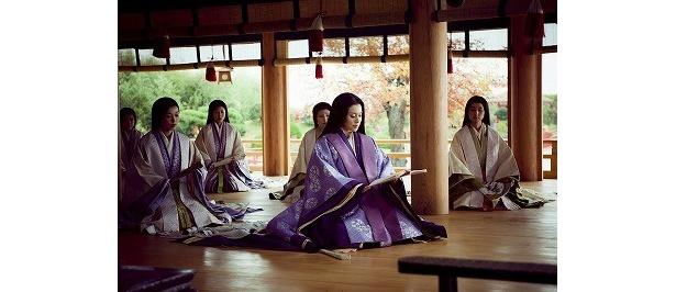 日本最古の恋愛小説を映画化した『源氏物語 千年の謎』