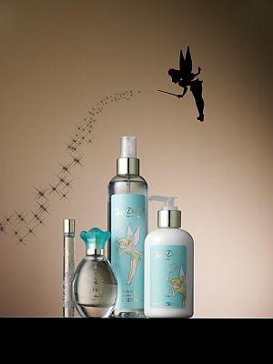 「Pixi Dust」はティンカーベルの魔法の粉にインスピレーションを受けた魅惑的な香り