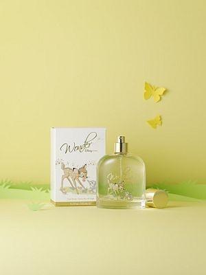 「Wonder」はバンビにインスピレーションを受けた優しい香り