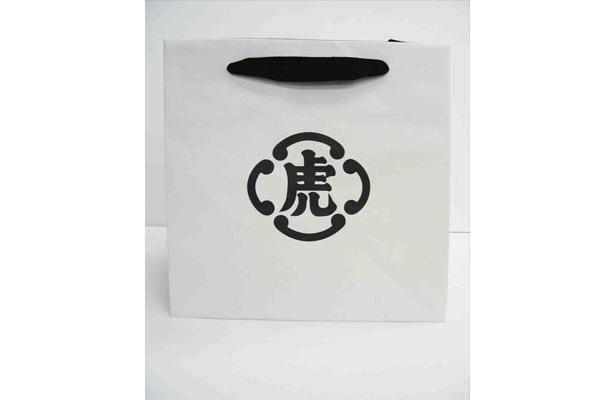 大賞に選ばれた「とらや東京ミッドタウン店」のパッケージ (虎屋)