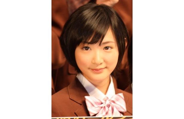 乃木坂46の新CMでセンターを務めた生駒里奈さん