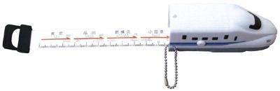 九州・博多まで駅名を表示