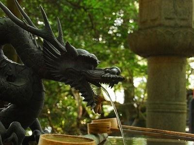 【写真】神奈川県箱根町の九頭龍神社