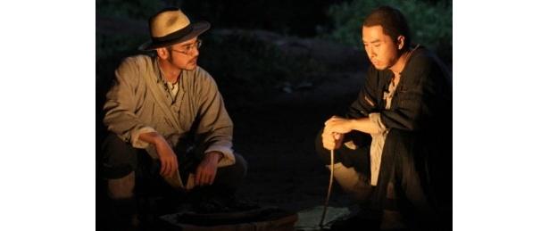 金城武&ドニー・イェンがW主演を務める『捜査官X』