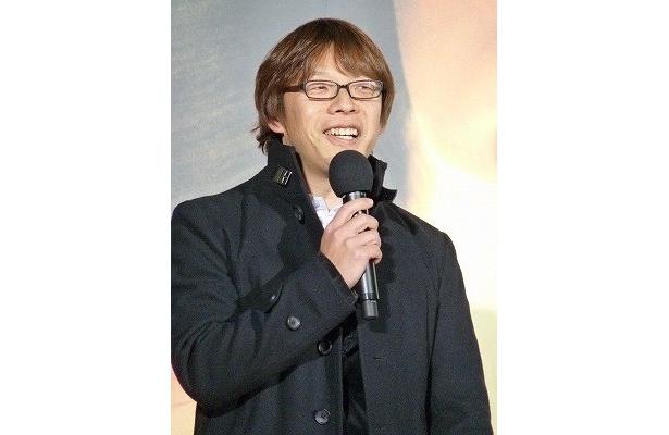 監督は『ソラニン』(2010)の三木孝浩監督
