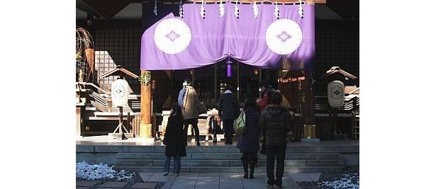 """""""恋愛のパワースポット""""として有名な「東京大神宮」を参拝してきた"""