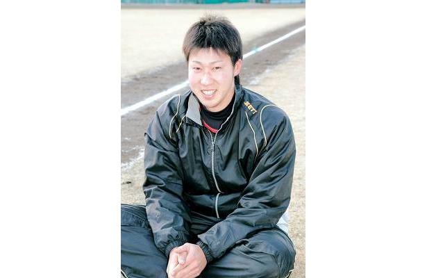 横浜からメジャーに羽ばたく! 田澤純一選手です