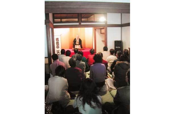 府中市郷土の森博物館で、「古民家で楽しむ落語会」開催!(2/28(土)・3/7(土))