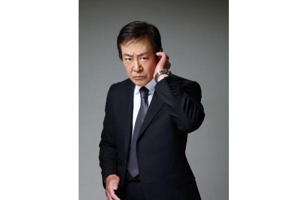 「ドラマスペシャル SP 警視庁警護課II」で主演を務める渡瀬恒彦