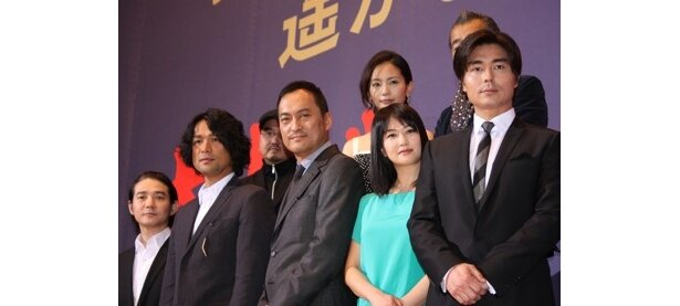 渡辺謙は主演を熱演すると共に映画のプロジェクトマネージャーを兼任