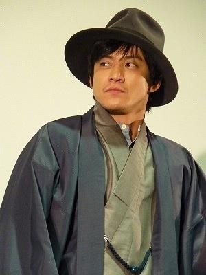 【写真】先日、小栗はことしは着物で舞台挨拶に登場すると宣言していた 【写真】先日、小栗はことしは