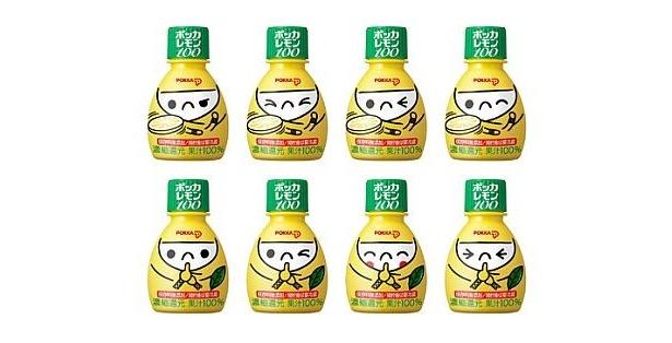 ポッカレモンのレモン忍者 レモンじゃが大人気