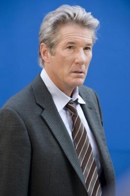 元CIA諜報員ポール・シェファーソンを演じるリチャード・ギア 元CIA諜報員ポール・シェファーソ