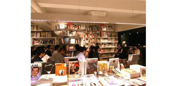 「SHIBUYA PUBLISHING & BOOKSELLERS」店内イベントの様子