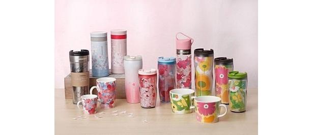 日本オリジナル商品「さくら2012シリーズ」ほか春季限定グッズが勢ぞろい!