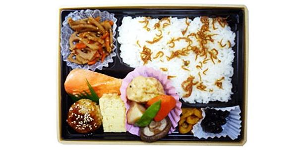 こだわり和風御膳(530円)。1/27に発売され、460kcalとカロリーを抑えた弁当