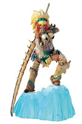 ベリオシリーズの装備を纏った女剣士のフィギュア(D賞)