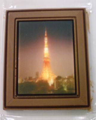 東京タワーオリジナルフォトチョコレート