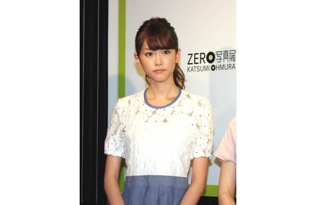 「NEWS ZERO」火曜日担当のキャスター・桐谷美玲