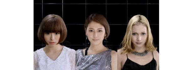 土屋アンナ、長澤まさみ、きゃりーぱみゅぱみゅの3人が出演するレヴールのCMに注目