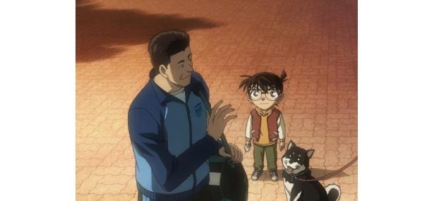 『名探偵コナン 11人目のストライカー』に本人役で登場する三浦知良選手