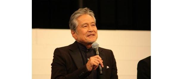 野々村光太郎役の竜雷太