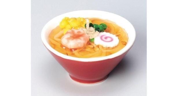 麺がのびる前に召し上がれ!「ラ-メン横丁キャンドル」(714円)