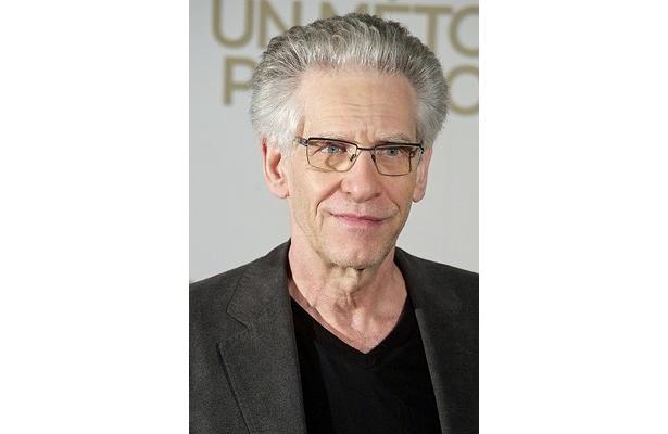 「僕はロバートのような俳優と仕事をするのが好きだ」と語ったクローネンバーグ監督